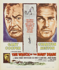The Wreck of the Mary Deare 1959 DVD - Gary Cooper / Charlton Heston